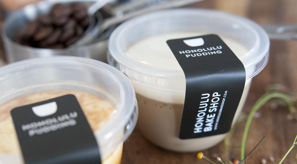 ホノルルプリン| HONOLULU BAKE SHOP